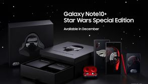 Galaxy Note 10+ Star Wars Special Edition