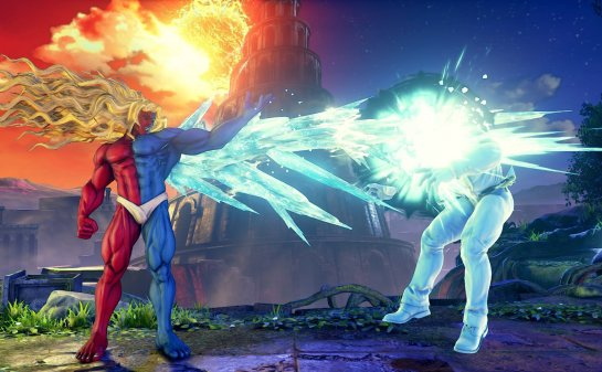 'Street Fighter V: Champion Edition' introduces Gill