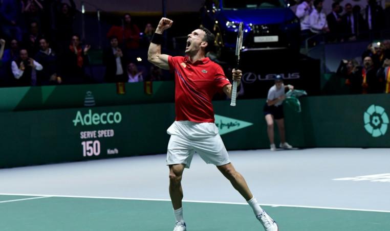 Rafael Nadal's sixth Davis Cup for Spain