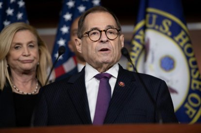 House Judiciary Committee chairman Jerry Nadler