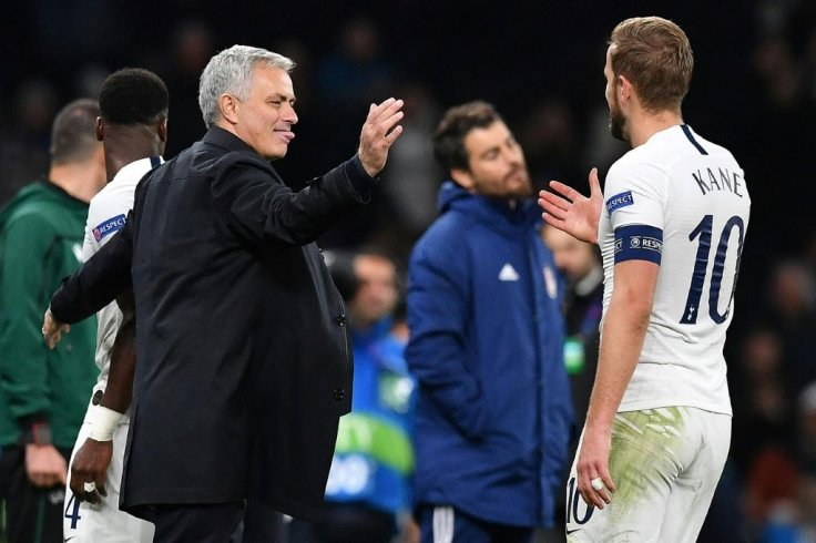 Jose Mourinho forbids Tottenham players from watching their previous humiliation by Bayern Munich