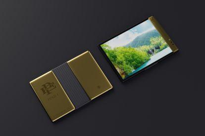 Pablo Escobar Fold 1 Foldable Smartphone