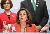US House Speaker Nancy Pelosi