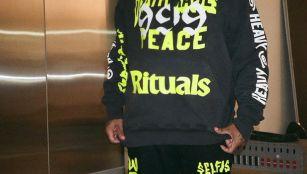 Rapper Juice WRLD