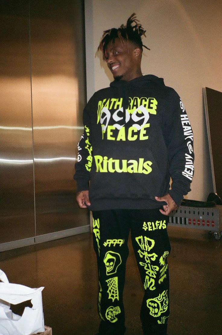 Rapper Juice WRLD gets emotional farewell as family bids him adieu