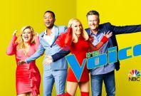 The Voice Season 17 Coaches