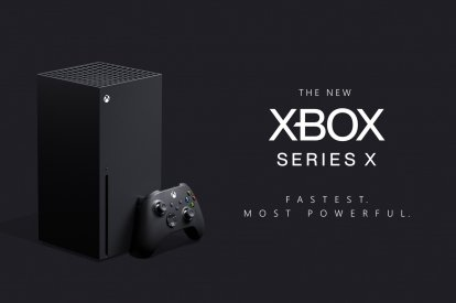 Xbox Series X makes its debut