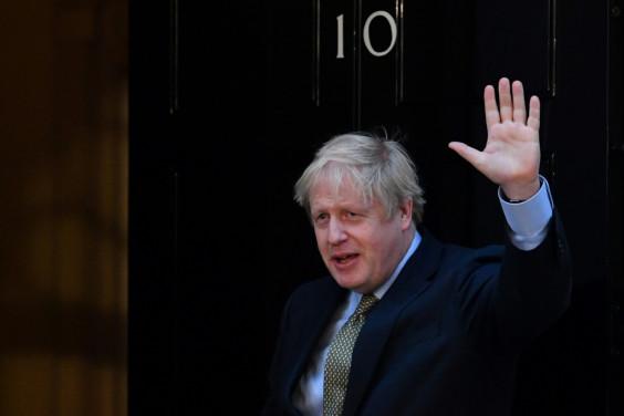 Boris Johnson sets off on Brexit mission