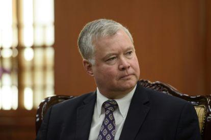 US envoy slams Pyongyang's demands