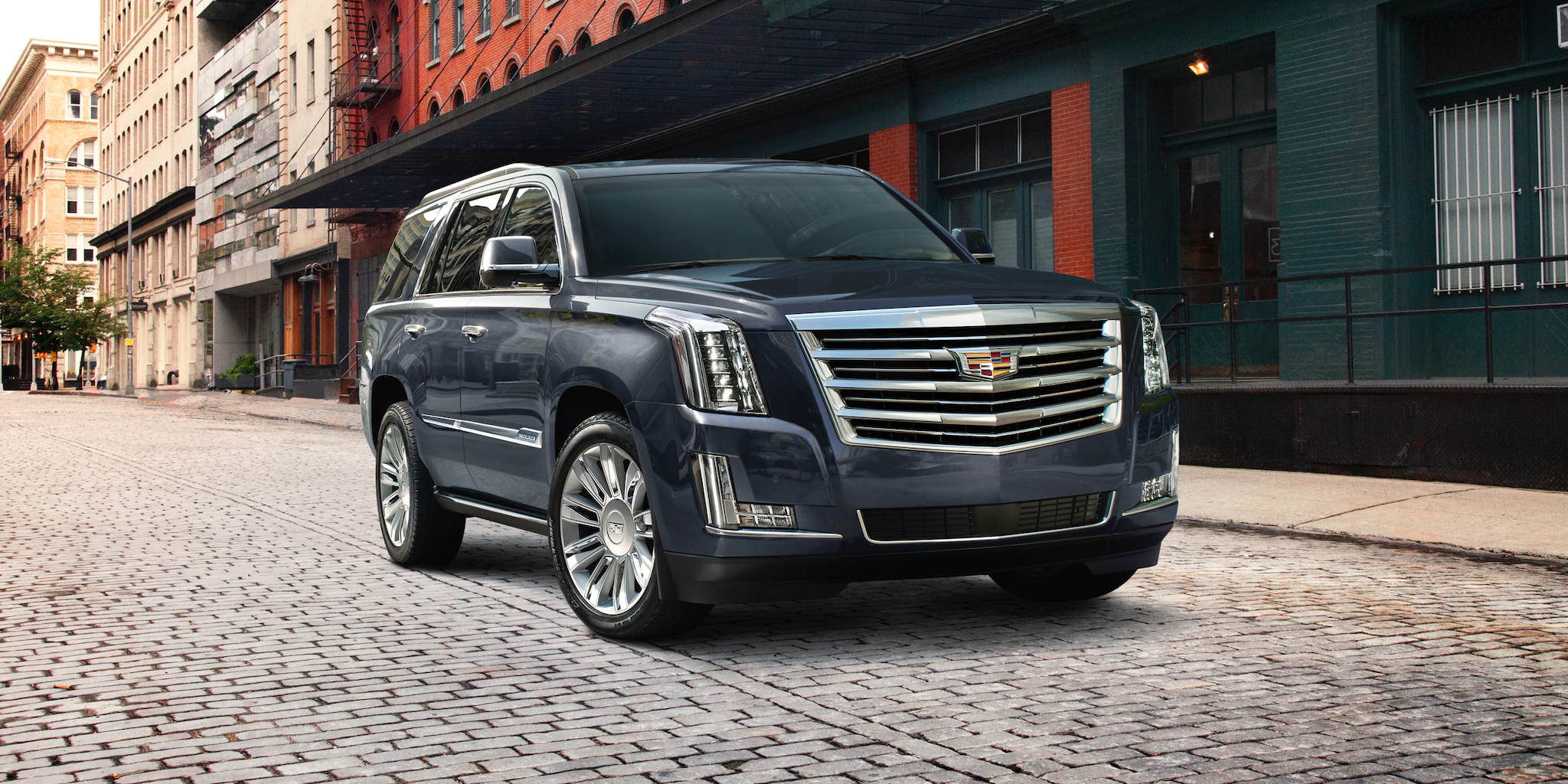 2021 cadillac escalade teases 38inch curved oled display