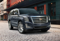 2021 Cadillac Escalade new feature