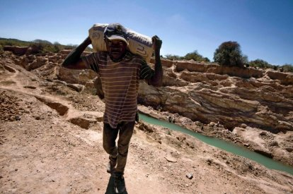 Congo cobalt mines