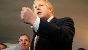 British pound, Boris Johnson