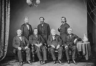 Members of the House in 1868
