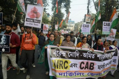 India Citizenship Law Protests