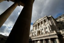 Bank of England keeping rates on hold