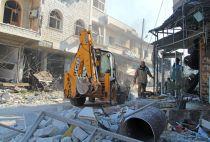 Syria regime advances in Idlib