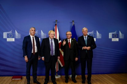 Post-Brexit deal challenging says Barnier