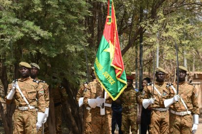 Burkina Faso's army struggled to contain attack