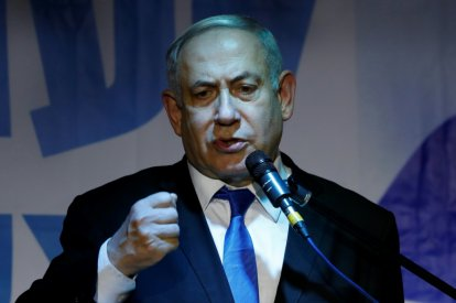 Netanyahu faces challenge from Gideon Saar