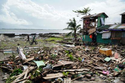 Typhoon Phanfone death toll reaches 28