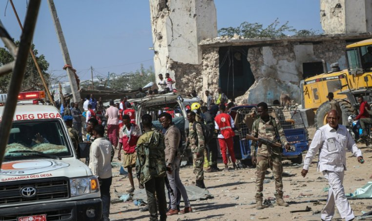 US strikes in Somalia kills four
