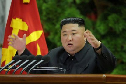Kim to give New Year speech Wednesday