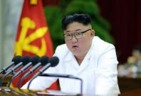 Kim warns officials of grave economic challenge