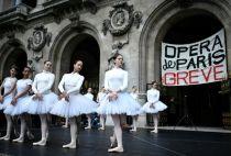 France strike over pension reforms