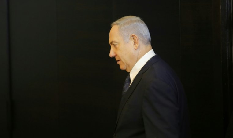 Netanyahu asks for immunity