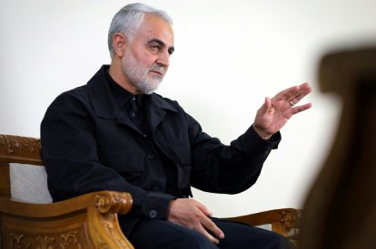 Qasem Soleimani reportedly killed
