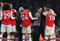 Arsenal boss Mikel Arteta