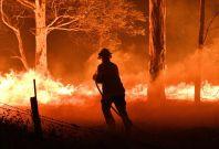 Australian Firefighter