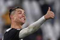 Ronaldo scores first Juventus hat-trick