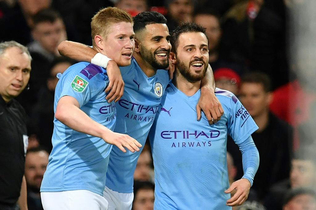 Job only half done for Guardiola as Man City outclass Man Utd