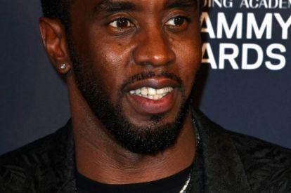 "Hip-hop mogul Sean ""Diddy"" Combs"