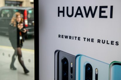 Huawei in UK 5G act with restrictions