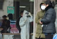Wuhan SARS virus