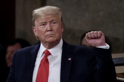 Donald Trump acquited in the Senate