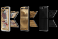 Caviar Samsung Galaxy Z Flip Customization Options