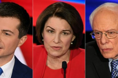 Democratic presidential hopefuls