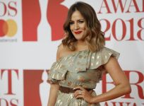 Caroline Flack committed suicide on Saturday