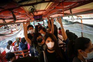 Asian markets fall as virus hits earnings