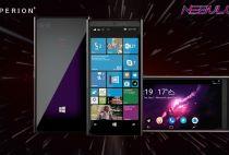 Emperion Nebulus Windows 10 Smartphone runs Android