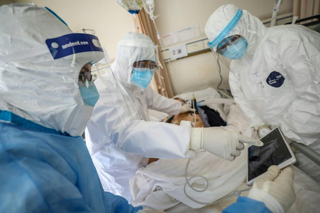 China changes method of counting virus infected... again