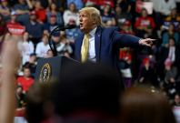 US President Donald Trump is not a fan of Oscar best picture winner 'Parasite'