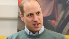 Prince William and Kate visit Ireland