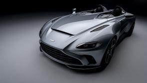 Aston Martin V12 Speedster debuts online