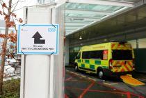UK health minister tests positive for virus