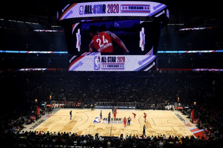 Nba Plans To Resume Season Using Isolated Empty Venues
